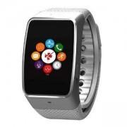 Смарт часовник MyKronoz Zewatch 4, Сребрист/Бял, KRON-ZEWATCH4-WHITE