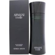 Giorgio Armani Code Eau De Toilette 200ml Spray