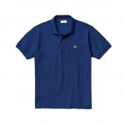 Lacoste Polo Uomo Classic, Taglia: L, Per adulto Uomo, Blu, 1212-F9F