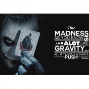 Madness Laptop Skin 14.1 Inches 13.5 x 9.2 Inch - High Quality 3M Vinyl