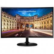 "Samsung C24f390fhu Samsung Monitor Pc Curvo Led 24"" Full Hd Classe A Nero"