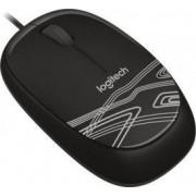 Mouse Optic Logitech M105 USB Black