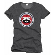 Tricou - Guardians of the Galaxy - Rocket Powered