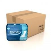 ATTENDS Soft 1 Mini Long - Carton de 192 protections anatomiques