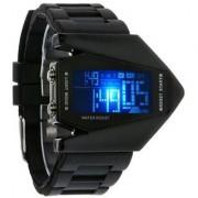 idivas 102 Square Dial Blue Analog Watch for Men