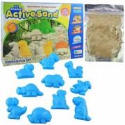 Ekta Active Sand Dinosaur Play Set