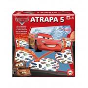 Juego Atrapa 5 Cars - Educa Borras