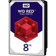 Unutarnji tvrdi disk 8.9 cm (3.5 inča) 8 TB WD80EFZX Western Digital Red Bulk SATA III