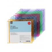 HEMA 10-pak Cd Slimcases (multi)