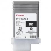 Мастилена касета Canon Dye Ink Tank PFI-102 Black for iPF500, iPF600, iPF700, 0895B001AA