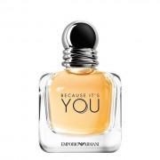 Armani Emporio Because It'S You Eau De Parfum 100 Ml Spray - Tester (3605522041127)