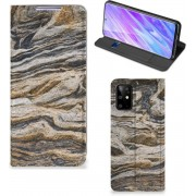 Standcase Samsung Galaxy S20 Plus Steen