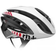 rh+ Z Alpha - casco bici da corsa - uomo - White/Black