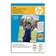 Papel Fotografico Satinado HP Q8691A, 250GR, 10X15, 25 Hojas