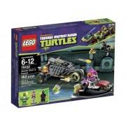 Lego Teenage Mutant Ninja Turtles Stealth Shell in Pursuit Boy/Girl 162pieza(s) juego de construcción juegos de construcción (Multicolor, 6 Año(s), 162 pieza(s), Dibujos animados, Niño/niña, 12 Año(s))