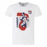 Olympique Lyonnais T-shirt Juninho Revival Adulte - M OL - Foot Lyon