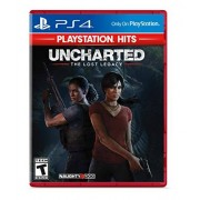 Naugthy Dog Uncharted The Lost Legacy PlayStation 4