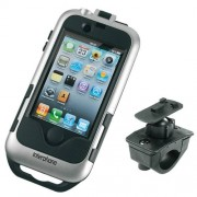 INTERPHONE iPhone 4 houder, Smartphone en auto GPS houders, moto, zilver