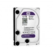 "Western Digital Hard Disk HD Sata 6Gb/s 3.5"" Western Digital Purple 1TB WD10PURZ"