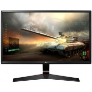 "Monitor Gaming IPS LED LG 27"" 27MP59G-P, Full HD (1920 x 1080), VGA, HDMI, DisplayPort, 5 ms (Negru)"