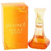Beyonce Heat Rush Eau De Toilette Spray By Beyonce 1.7 oz Eau De Toilette Spray