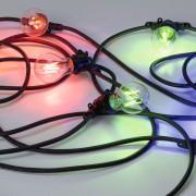 Paulmann House string lights for outdoors