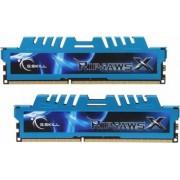Kit Memorie G.Skill RipjawsX 2x8GB DDR3 2400MHz CL11