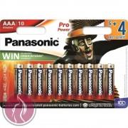 Panasonic Pro Power Battery AAA 4+4