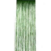 Perdea Cortina Verde Metalizat