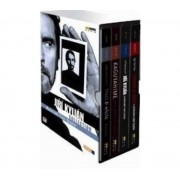 BLACK & WHITE - KAGUYAHIME - L'HISTOIRE DU SOLDAT - SIFONIETTA - SYMPHONIE EN RE MAJEUR - STAMPING G (COFFRET DE 4 DVD)