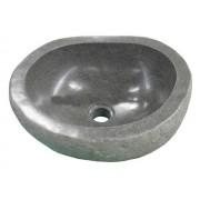 Saniteck vasque en pierre de rivière