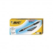 Intensity Permanent Marker Pen, .5mm, Fine, Black, Dozen