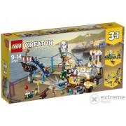 Joc LEGO® Creator - Coaster-ul Piratilor 31084