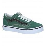 Vans Groene Vans Old Skool Skateschoenen
