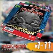 Pachet Iron Man 1 - 11