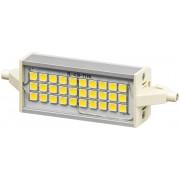 Blocco LED R7S 118mm SMD 5050 8 W 640 Lm Bianco Caldo, Classe A+