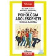 Psihologia adolescentei. Manualul blackwell - Gerald R. Adams Michael D. Berzonsky
