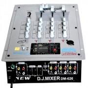 MEDHA DM-626USB DJ MIXER