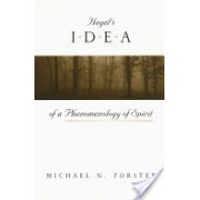Hegel's Idea of a Phenomenology of Spirit (Forster Michael)(Paperback) (9780226257426)
