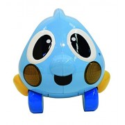 Little Tikes Lil Ocean Explorers - Push n Glow Fish- Blue