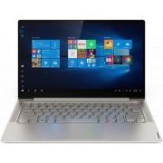 "Ultrabook Lenovo Yoga S740 (Procesor Intel® Core™ i5-1035G4 (6M Cache, up to 3.70 GHz), Ice Lake, 14"" FHD, 16GB, 1TB SSD, Intel® Iris® Plus Graphics, Win10 Home, Argintiu)"