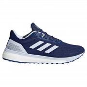 adidas Women's Response Running Shoes - Black/Blue/White - US 8/UK 6.5 - Black/Blue/White