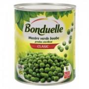 Mazare verde conserva Bonduelle 850ml