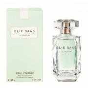 Elie saab le parfum l'eau couture edt donna 90 ml