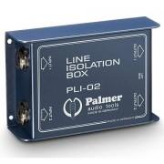 Palmer PLI 02 Isolation, Symmetrierer