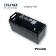 12V 100Ah LC-XB12100 Panasonic