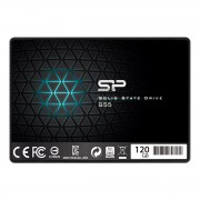 SSD SATA3 120GB SiliconPower Slim S55 556/475MB/s, SP120GBSS3S55S25