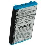 Nintendo Gameboy Advance SP bateria (900 mAh, Azul)