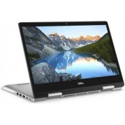 """Laptop 2in1 Dell Inspiron 5491 (Procesor Intel® Core™ i7-10510U (8M Cache, up to 4.90 GHz), Comet Lake, 14"""" FHD, Touch, 8GB, 512GB SSD, nVidia GeForce MX230 @2GB, FPR, Win10 Home, Argintiu)"""