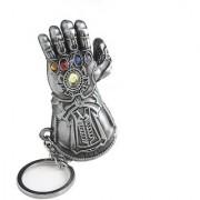 Thanos Hulk Fist Keychain Iron Man Hand Car Key Ring Thanos Glove Infinity Gauntlet Key Chain